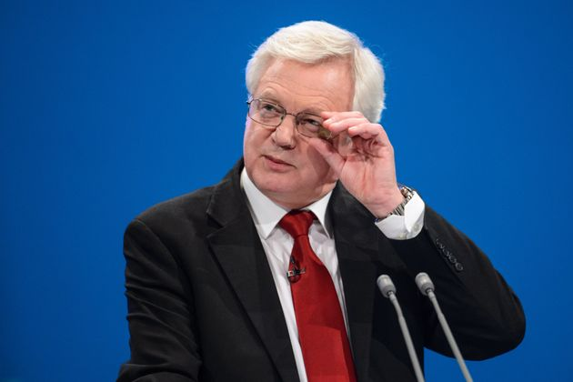 David Davis Asks For More Time Before Handing Over Secret Government Report On