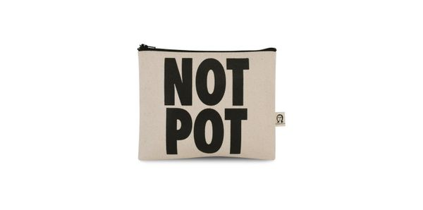 """Pot pouch, $16.50 at <a href=""""https://www.etsy.com/listing/210575401/not-pot-pouch"""" target=""""_blank"""">Etsy</a>"""