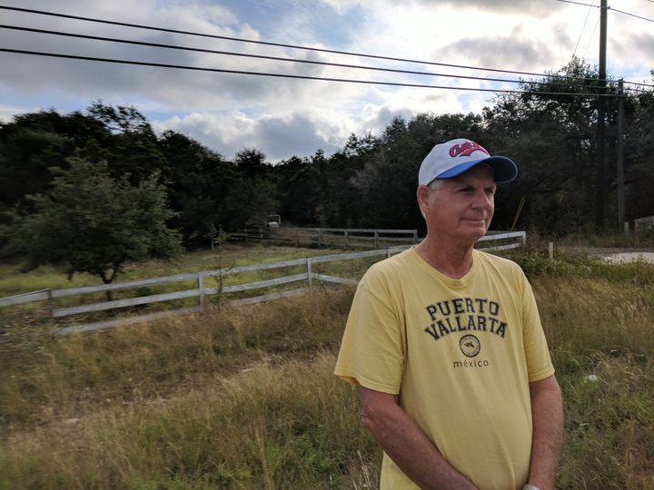 Marshall Scubert has lived in the area near Kelley's home for about 20 years.