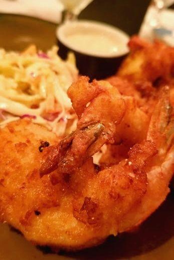 Georgia Shrimp at Georgia Sea Grill