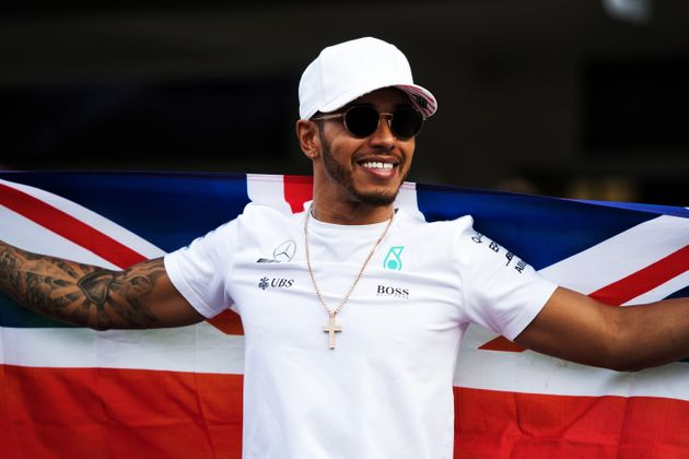 F1 champion Lewis Hamilton: My goal was never to reach Schumacher