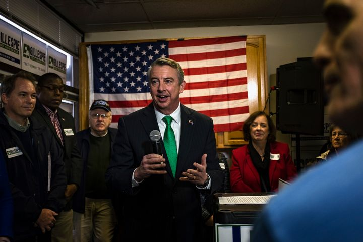 Ed Gillespie survived a tougher-than-expected primary challenge to emerge as the Republican gubernatorial nominee in Virginia