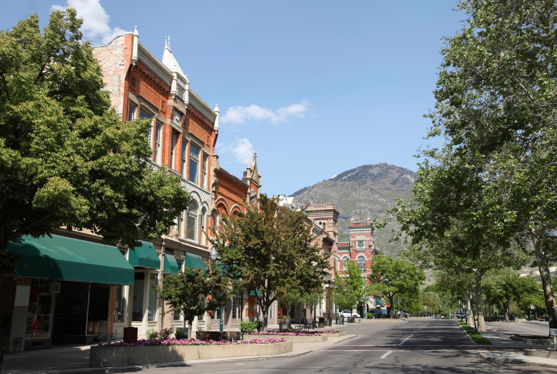 'Provo  is the third-largest city in the U.S. state of Utah, located about 43 miles  south of Salt Lake City along the Wasatch Front. Provo is the county seat of Utah County and is the largest city in Utah County.More Provo images'