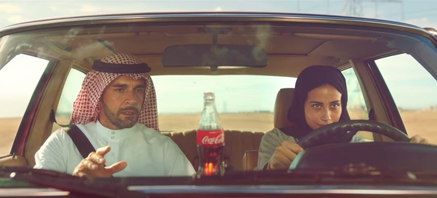 New Coke Ad About Saudi Women Driving Has People Feeling All Kinds Of