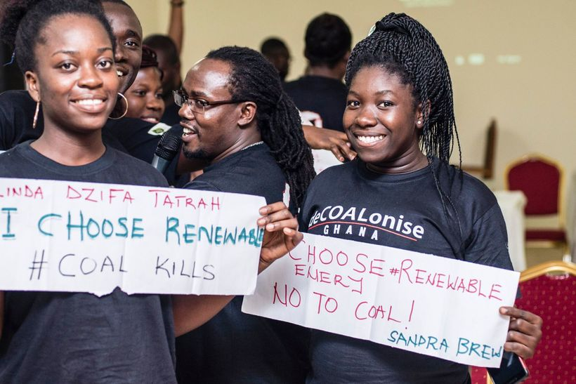 deCOALonise.africa launched to stop the development of coal infrastructure through strengthened organising and community res