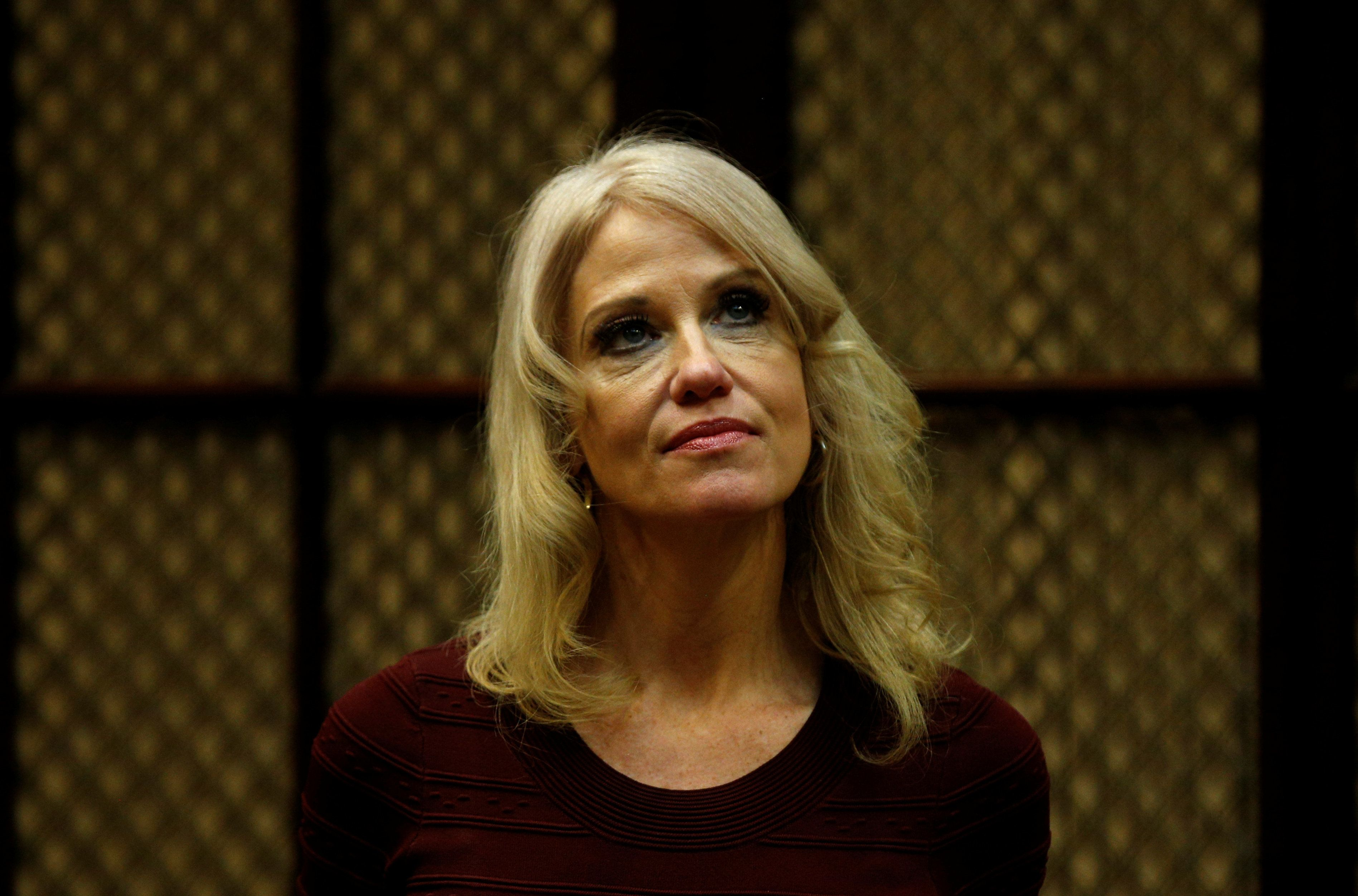 Kellyanne Conway unleashed on Chelsea Handler
