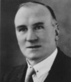 Australian astronomer and mathematician Joseph M. Baldwin, who devised the Baldwin variant of ranked choice voting in 1926.