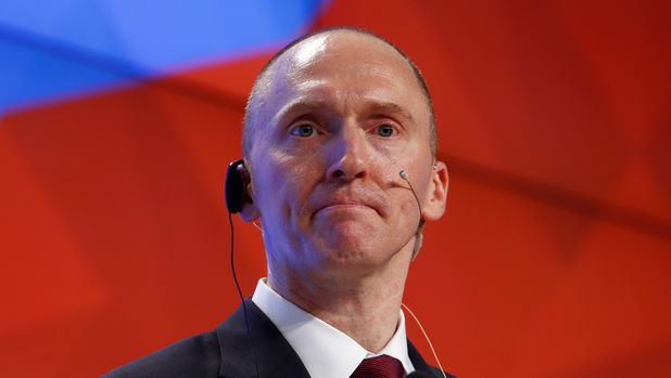 In New Testimony, Carter Page Forced To Reveal Meetings With Russian Officials