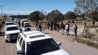 Authorities swarm Orson William Black Jrs La Comuna compound