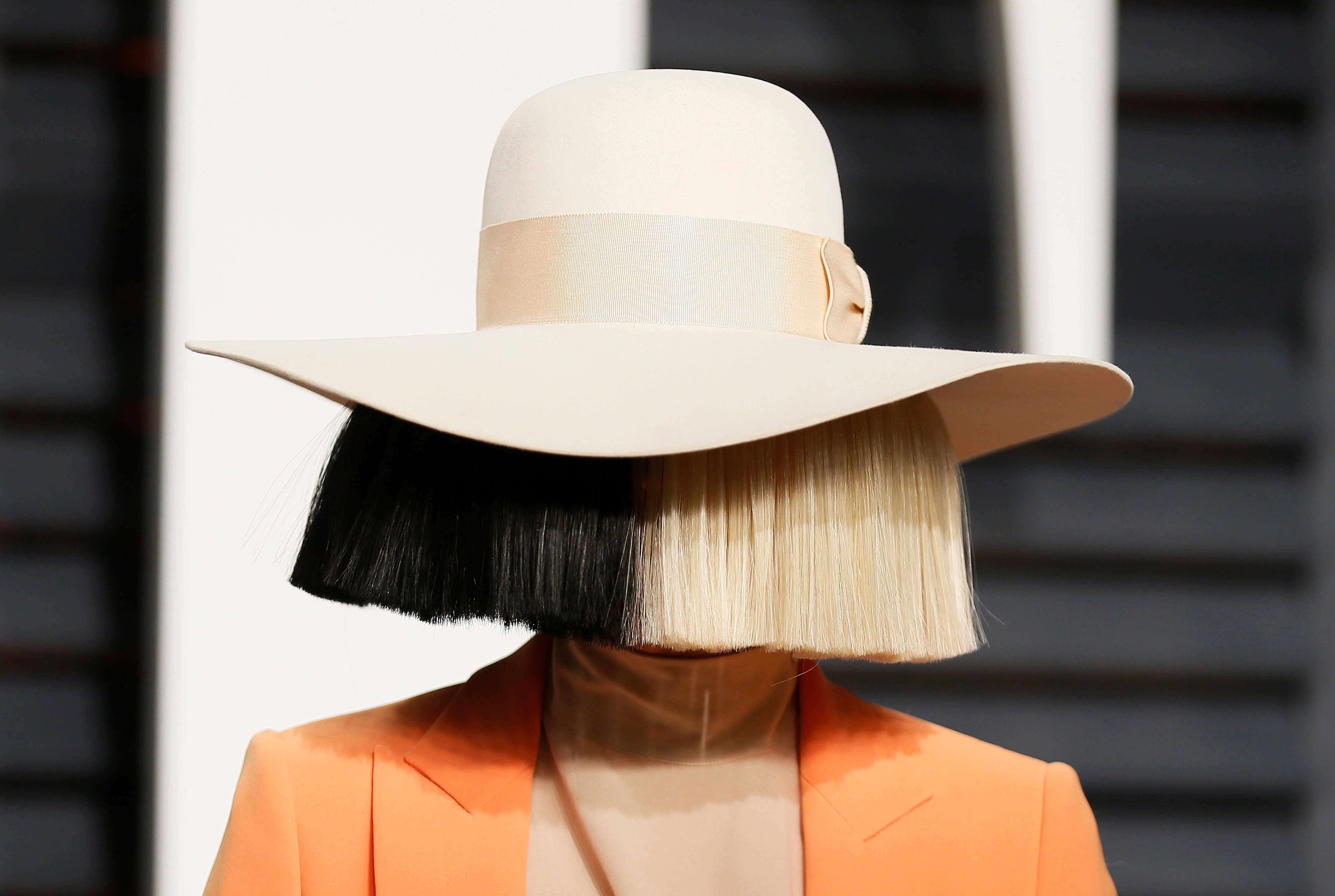 Sia Releases A Nude Photo Of Herself Before A Creep Can Sell