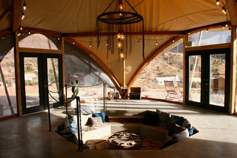 Under Canvas Takes Glamping to the Next Level in Zion | HuffPost