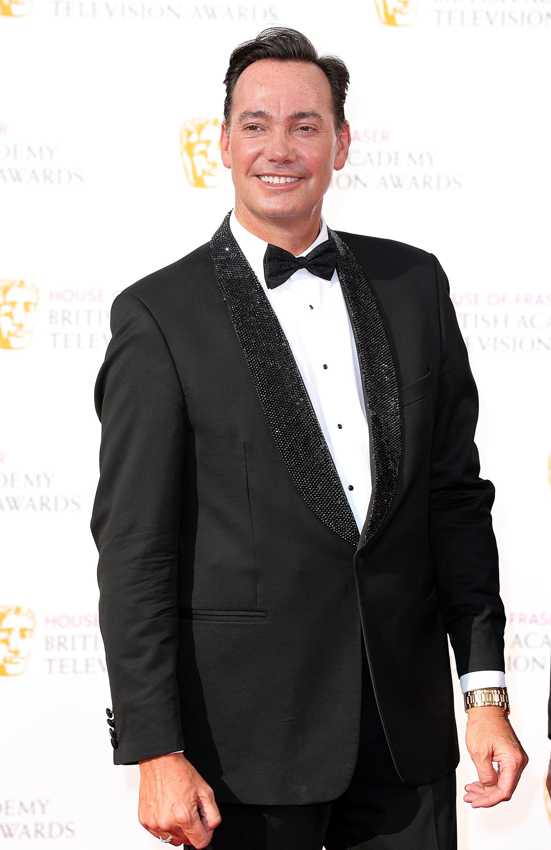 'Strictly' Judge Craig Revel Horwood Speaks Out Over Aston Merrygold