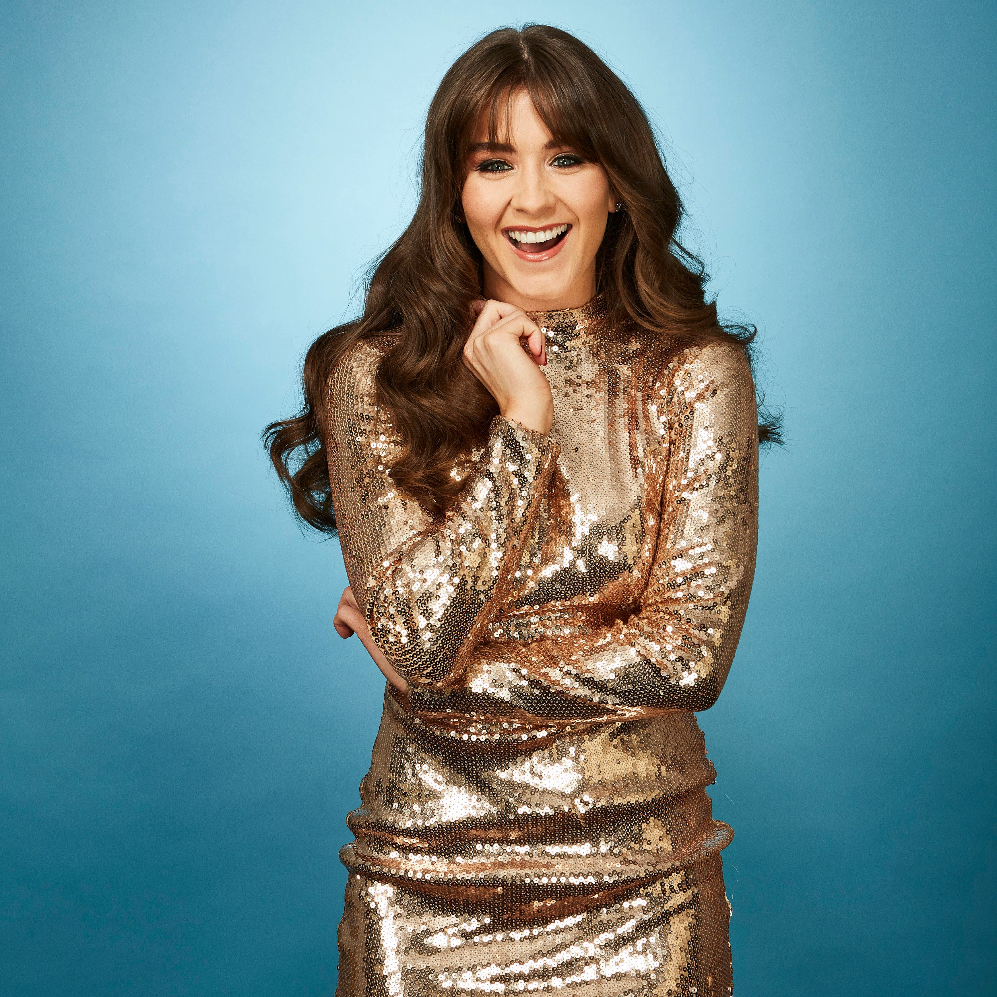 <strong>Sophie Webster actress Brooke Vincent has also been confirmed for 'Dancing On Ice'</strong>