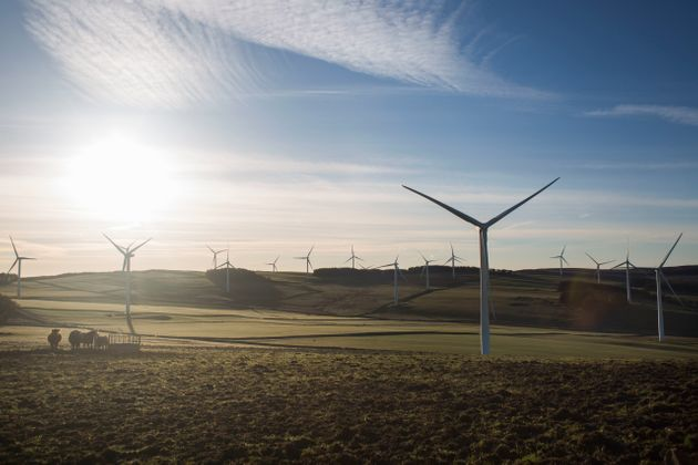 Wind Power Provided Double The Energy Needed To Power Scotland In