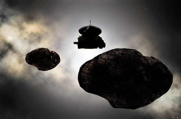 NASA Wants Us To Name A New Space Object, What Could Possibly Go