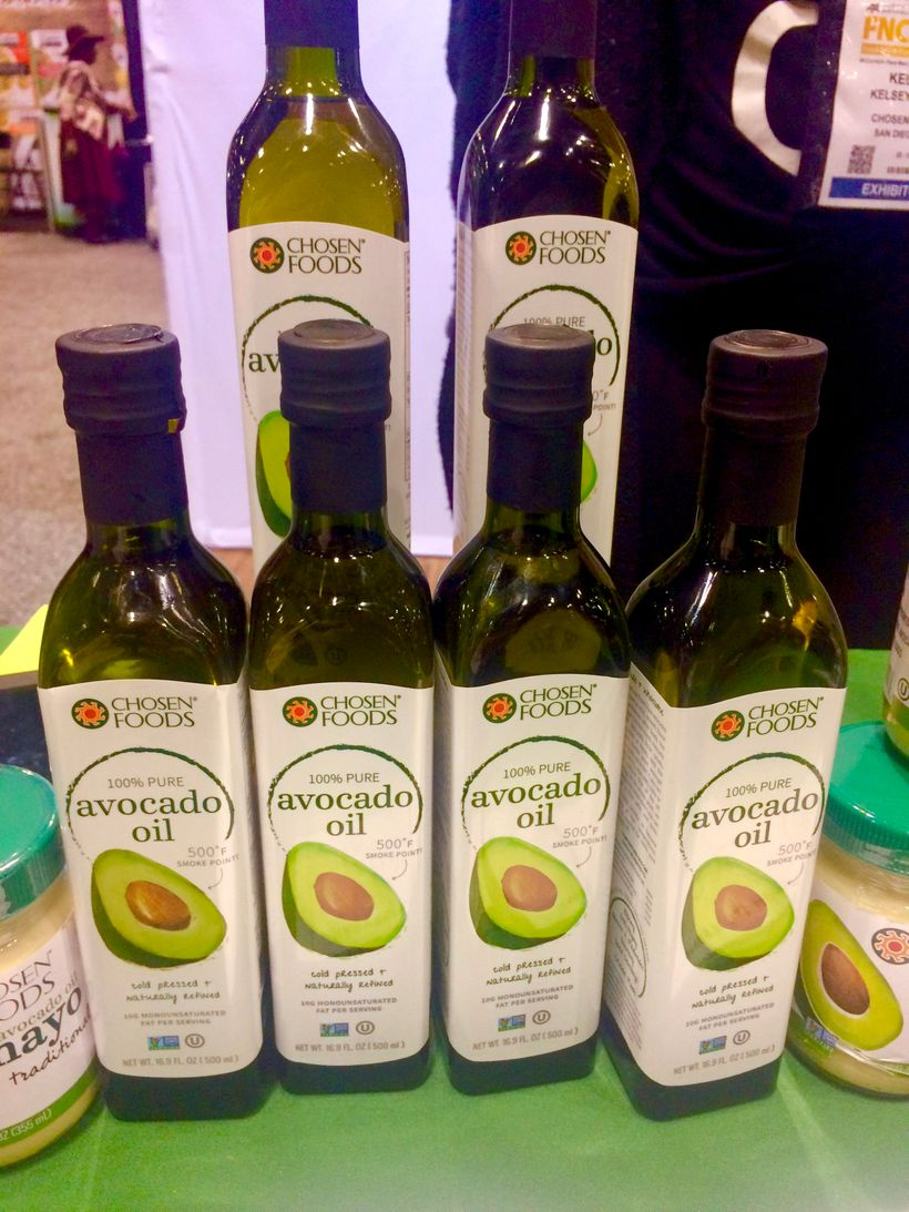 Avocado Oil from Chosen Foods