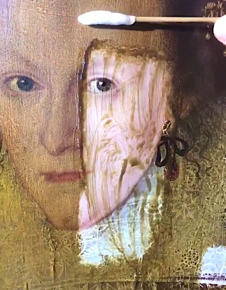 Watch This Mesmerising Restoration Of A 17th Century