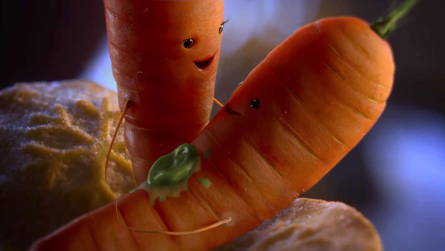 Forget The John Lewis Ad, Aldi's Kevin The Carrot Is Back And Looking For