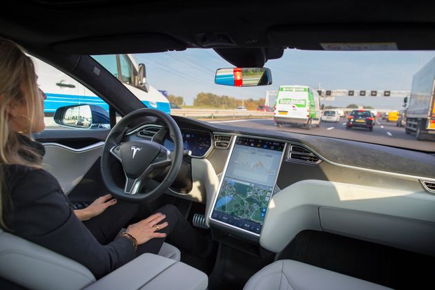 Introducing Self-Driving Cars Sooner Could Save Hundreds Of Thousands Of Lives, Claims