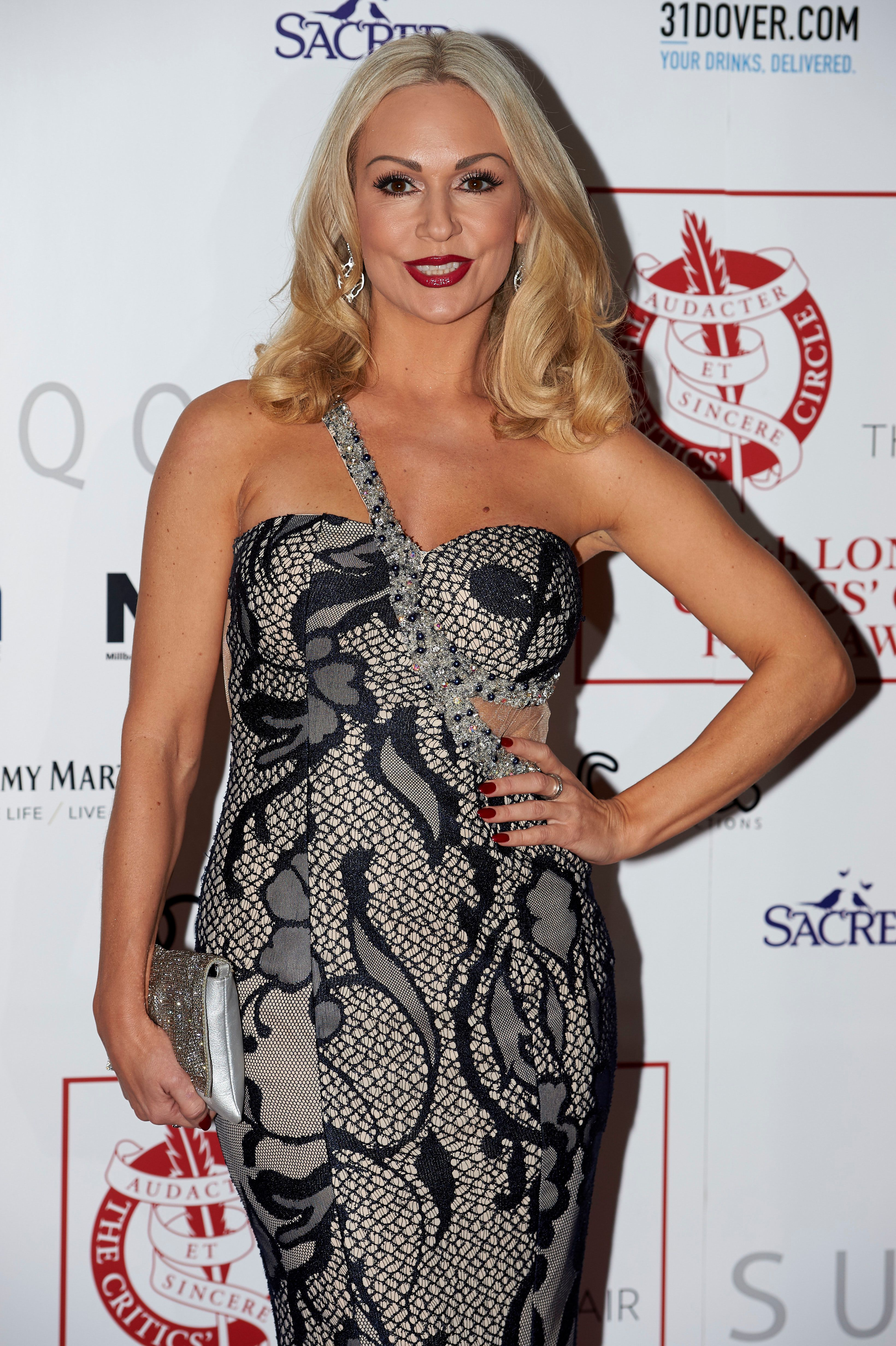 Former 'Strictly' Pro Kristina Rihanoff Reveals Why She's 'Unimpressed' With This Year's