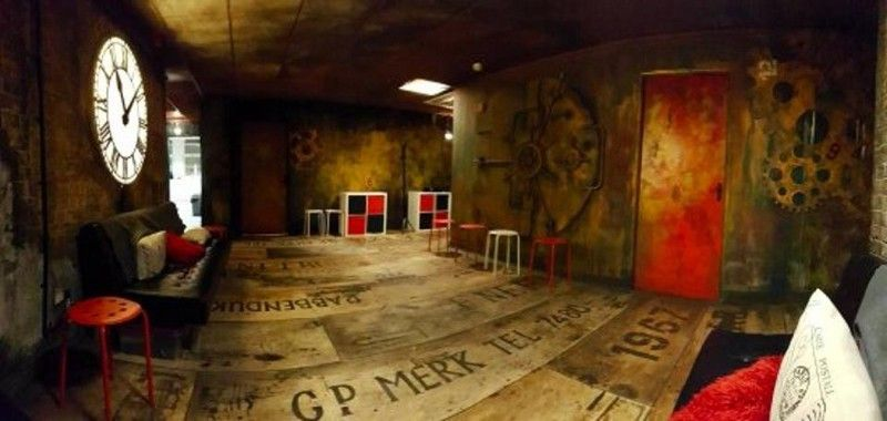 <em>Tick-Tock Unlock is an escape room which integrates Vive VR headsets. There are four locations in the UK.</em>