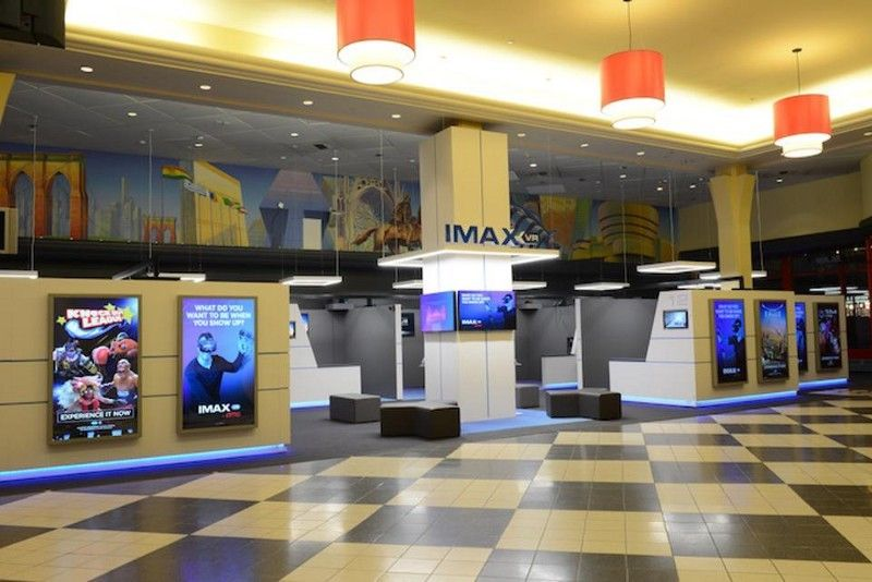 <em>The IMAX Centers in Los Angeles and Manhattan are slicker than those in the local mall, but they too use the HTC Vive.</e
