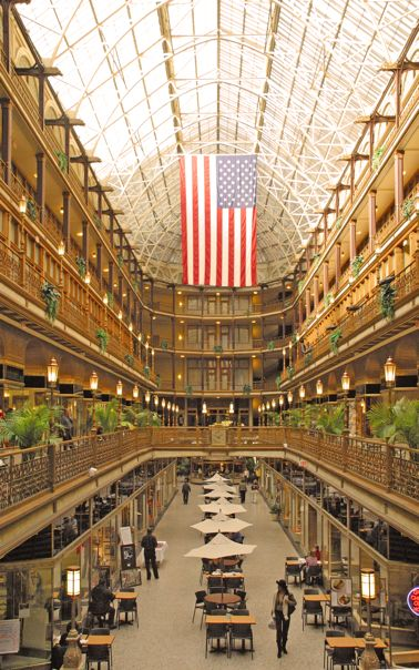 The Cleveland Arcade