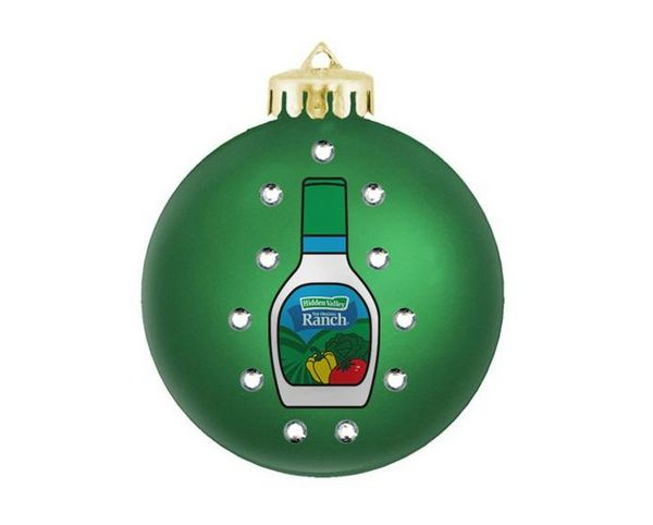 "Buy the <a href=""https://www.flavourgallery.com/collections/hidden-valley-ranch/products/hidden-valley-bedazzled-ornament"" ta"