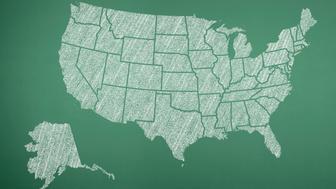 United States of America on Blackboard