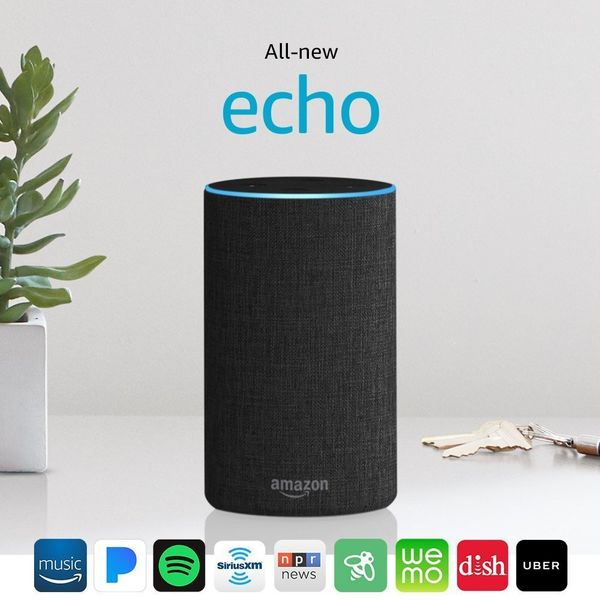 "The <a href=""https://www.amazon.com/dp/B06XCM9LJ4/ref=fs_ods_fs_ha_dr?tag=thehuffingtop-20&th=1"" target=""_blank"">all-new Echo"