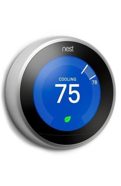 "This <a href=""https://shop.nordstrom.com/s/nest-learning-thermostat/4446857?origin=category-personalizedsort&fashioncolor"