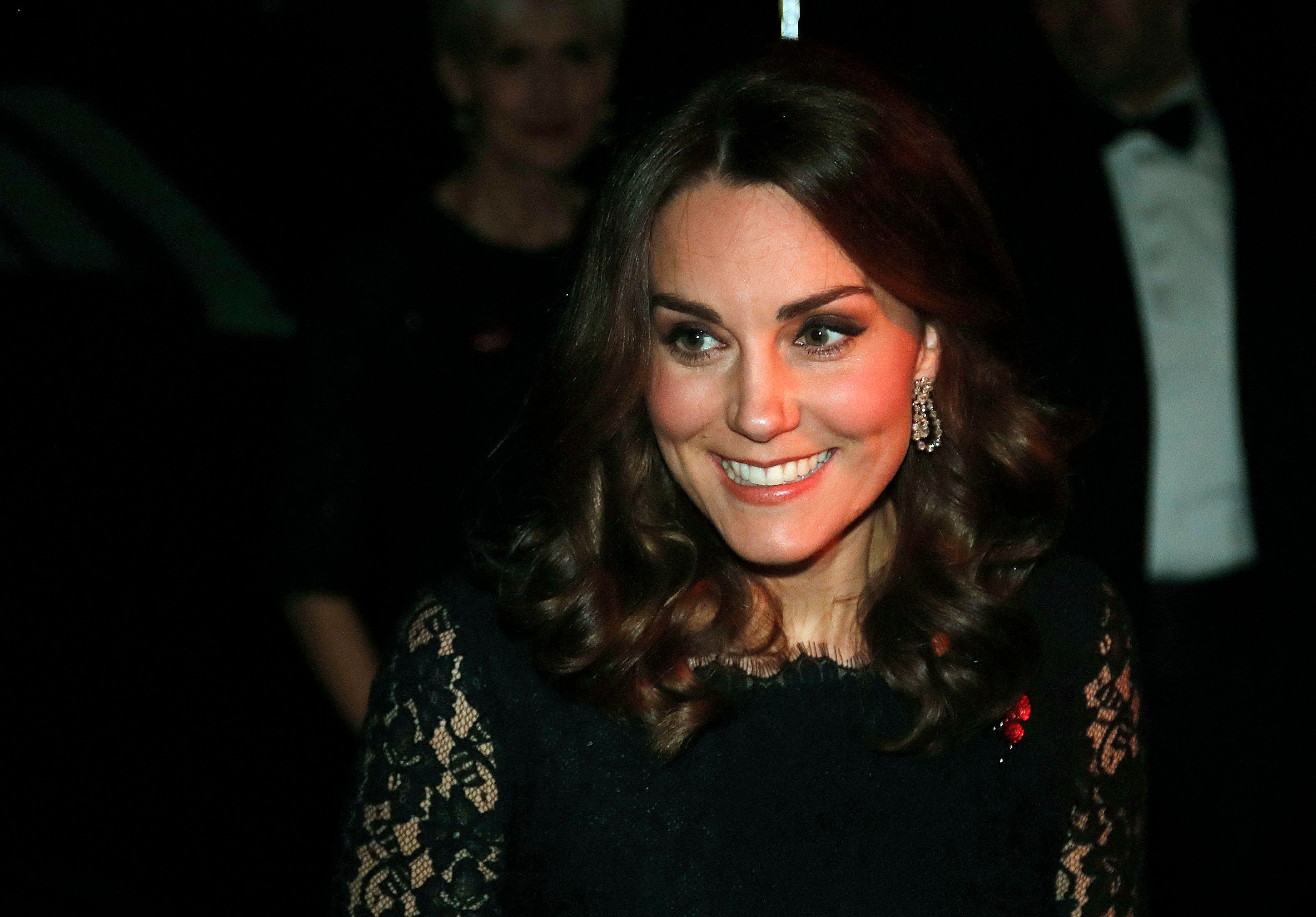 Duchess Of Cambridge Discusses Children's Mental Health At Charity