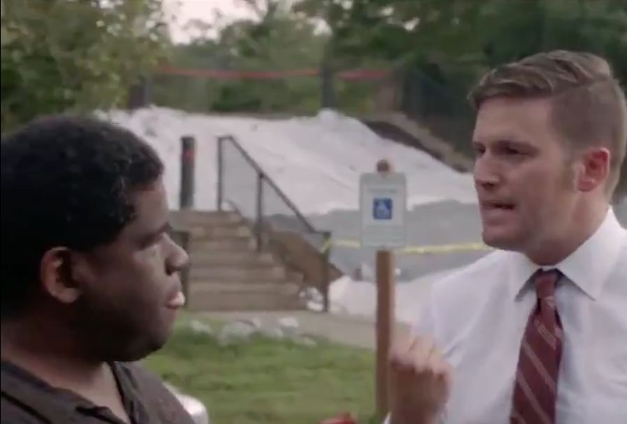 White Supremacist Tries To Explain To Black Journalist Why Slavery Was