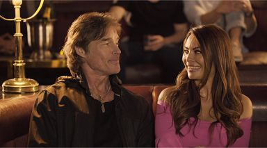 Ronn Moss (Blackwell) and Lilly Melgar (Janice).