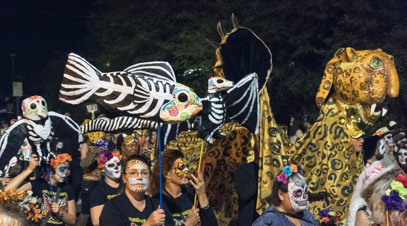 All Souls Procession Threatened Species