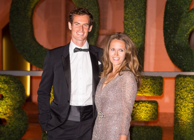 Andy Murray becomes father for second time
