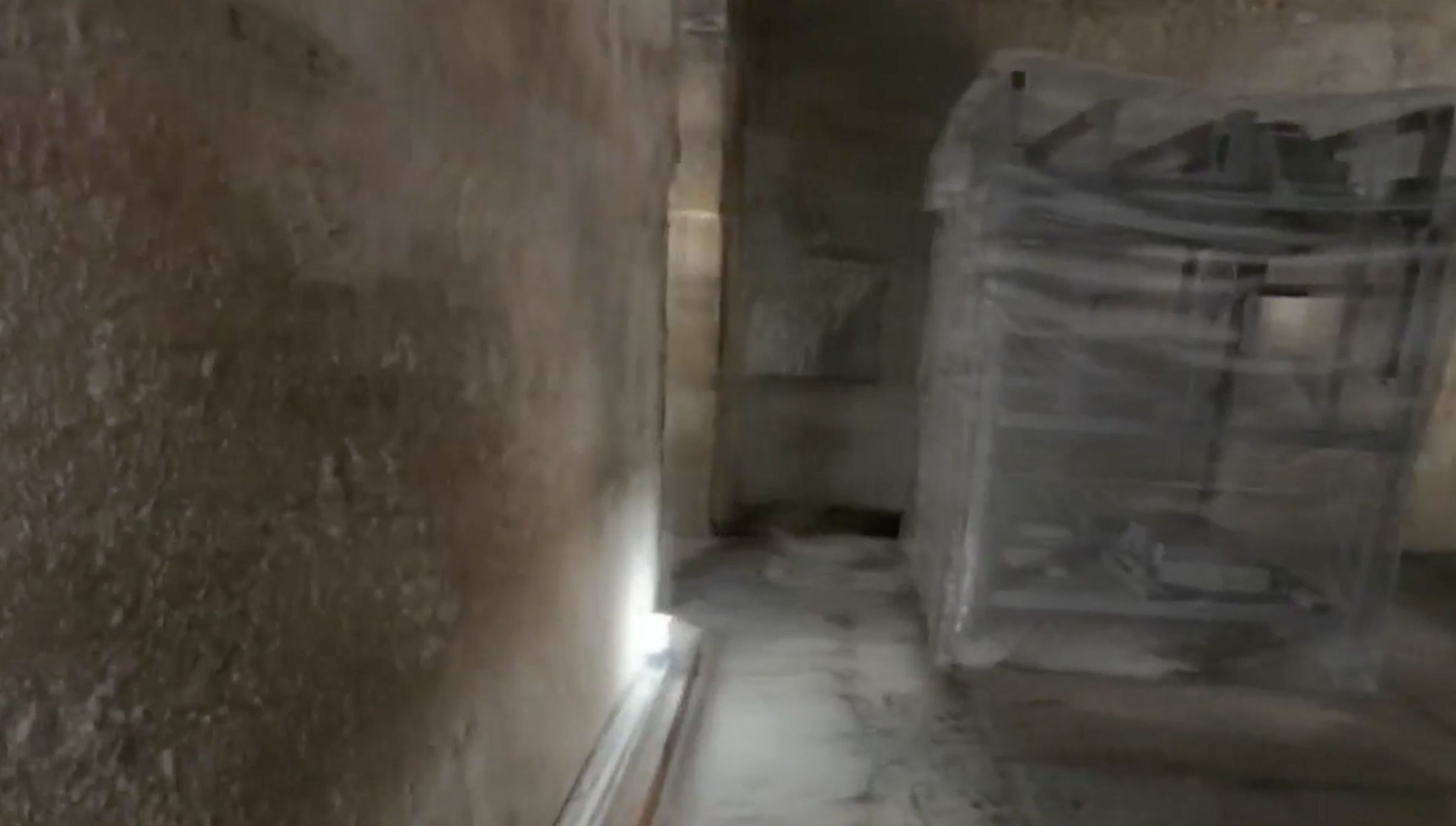 <strong>The VR tour allows visitors to tour&nbsp;parts of the pyramids not usually open to the public&nbsp;</strong>