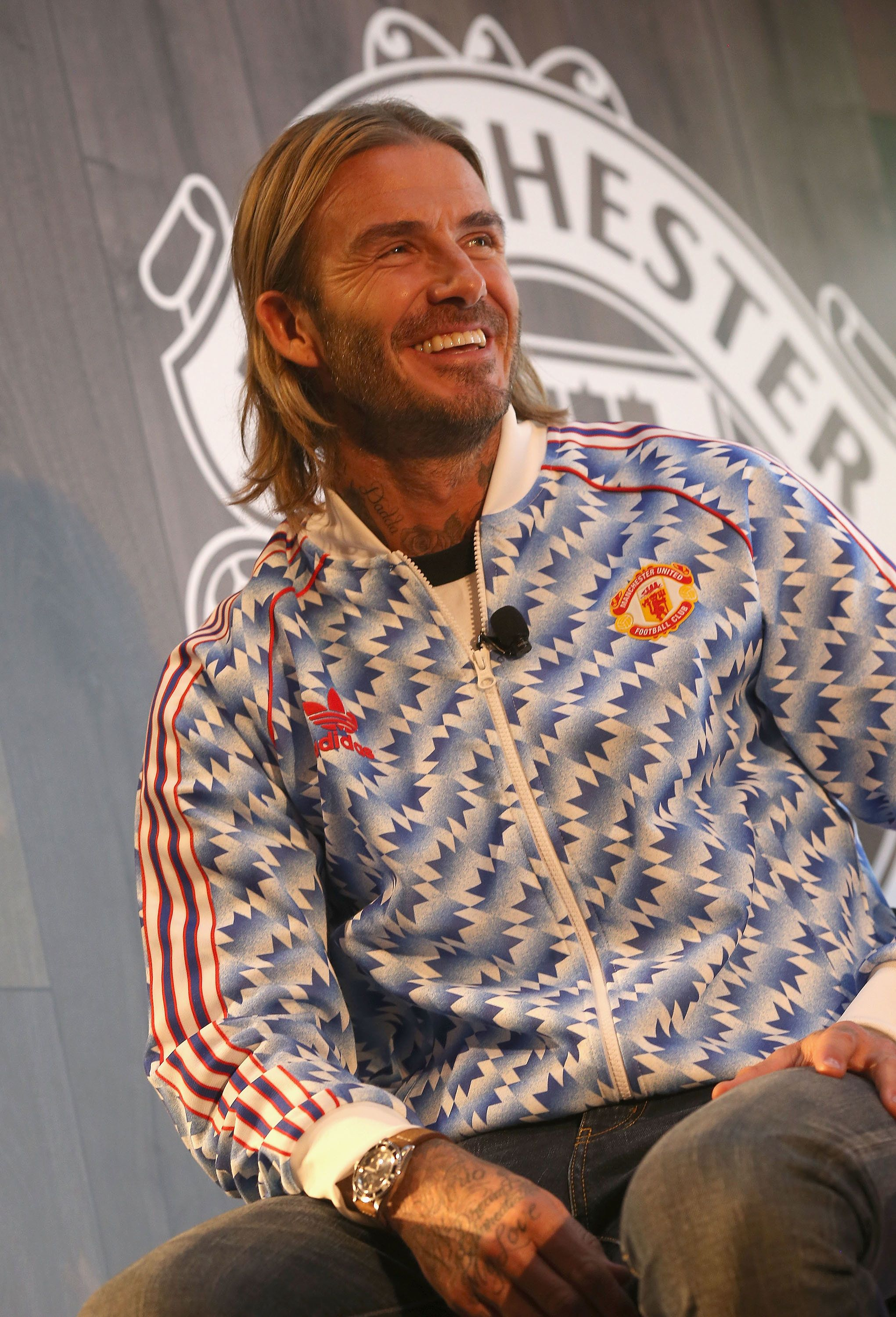David Beckham Reveals He Is Prone To Getting Nits Just Like Any Other