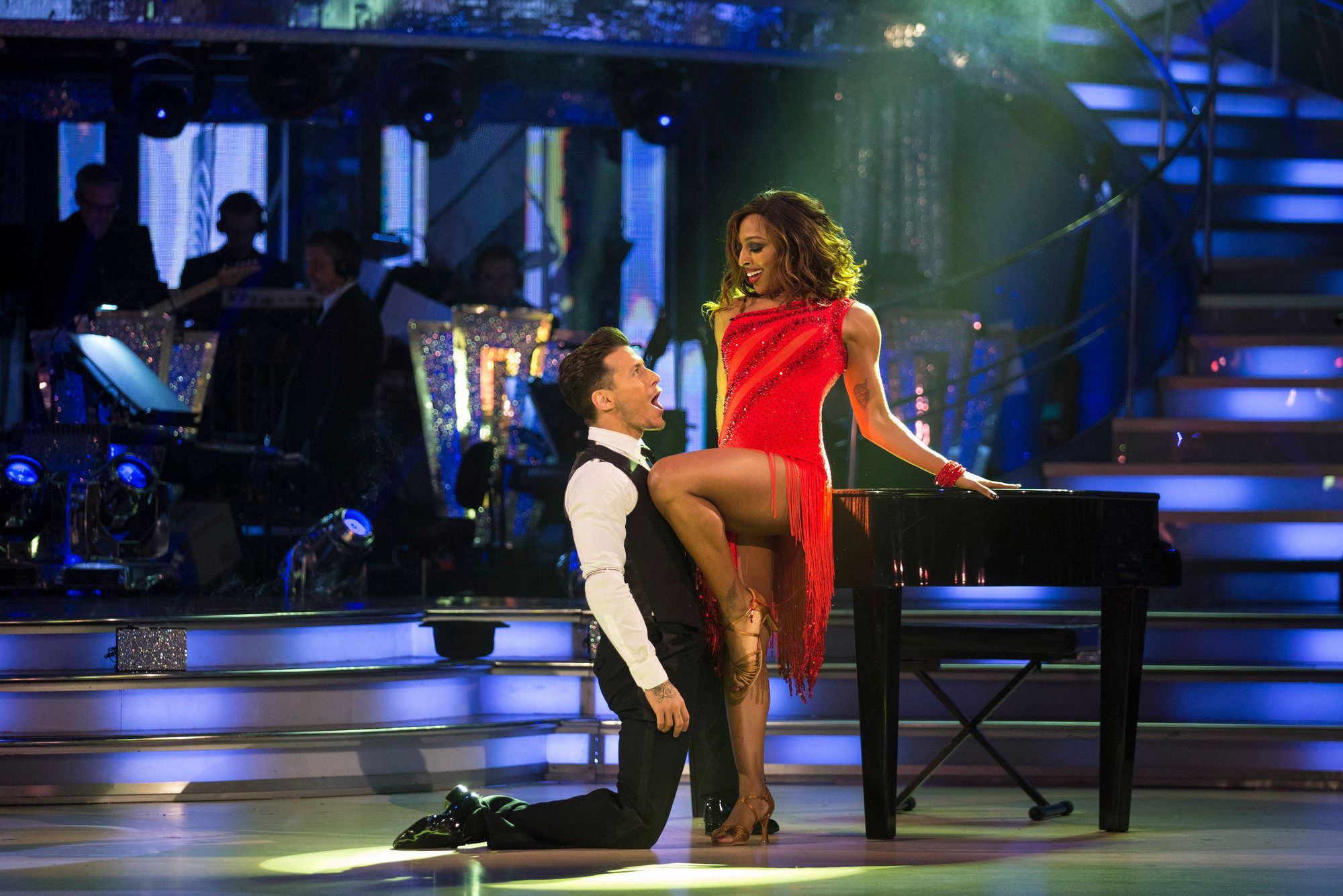 Alexandra Burke Has A Big Challenge On Her Hands For  This Week's 'Strictly Come Dancing' Live