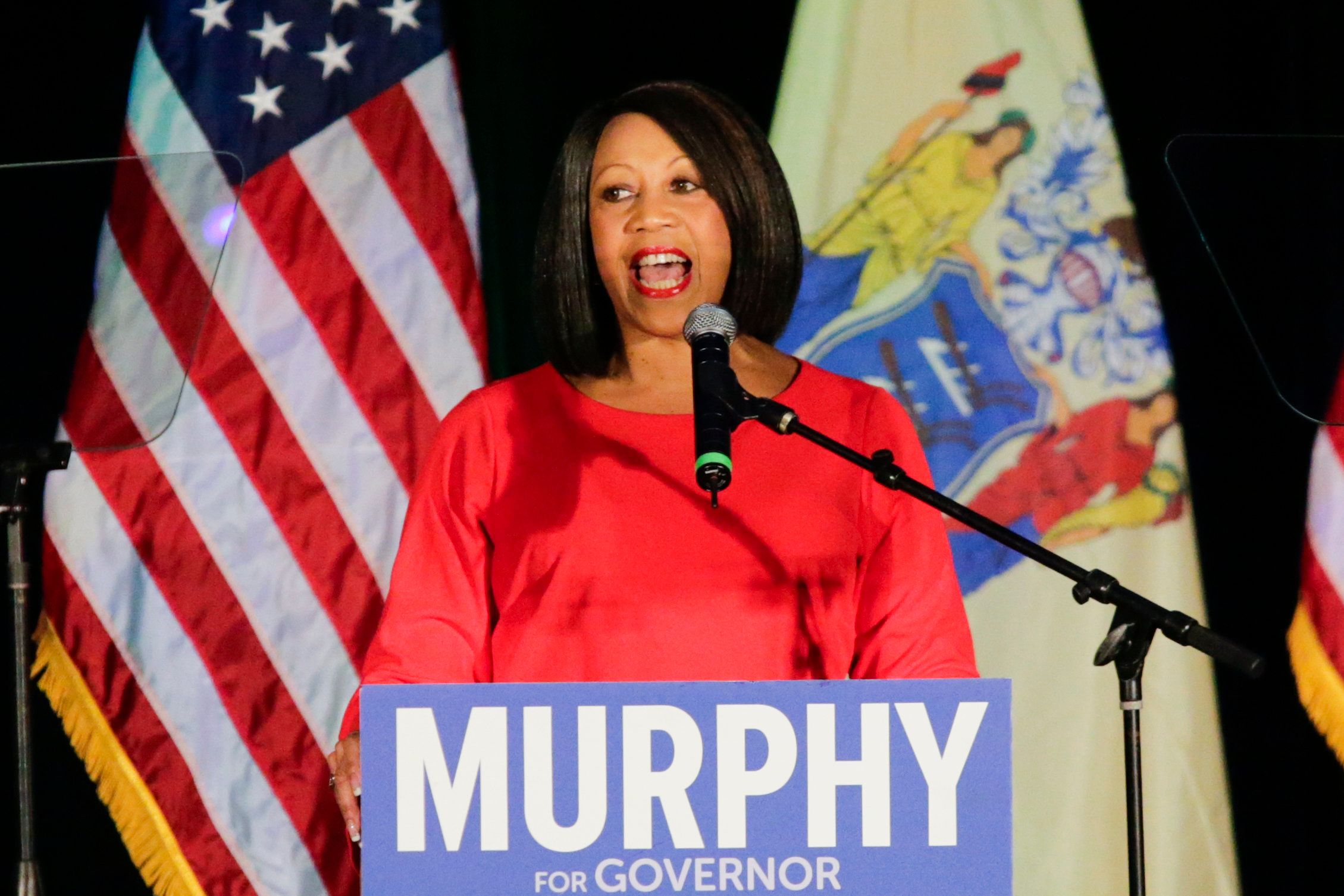 <strong>Sheila Oliver became New Jersey's first female&nbsp;African-American lieutenant governor&nbsp;</strong>