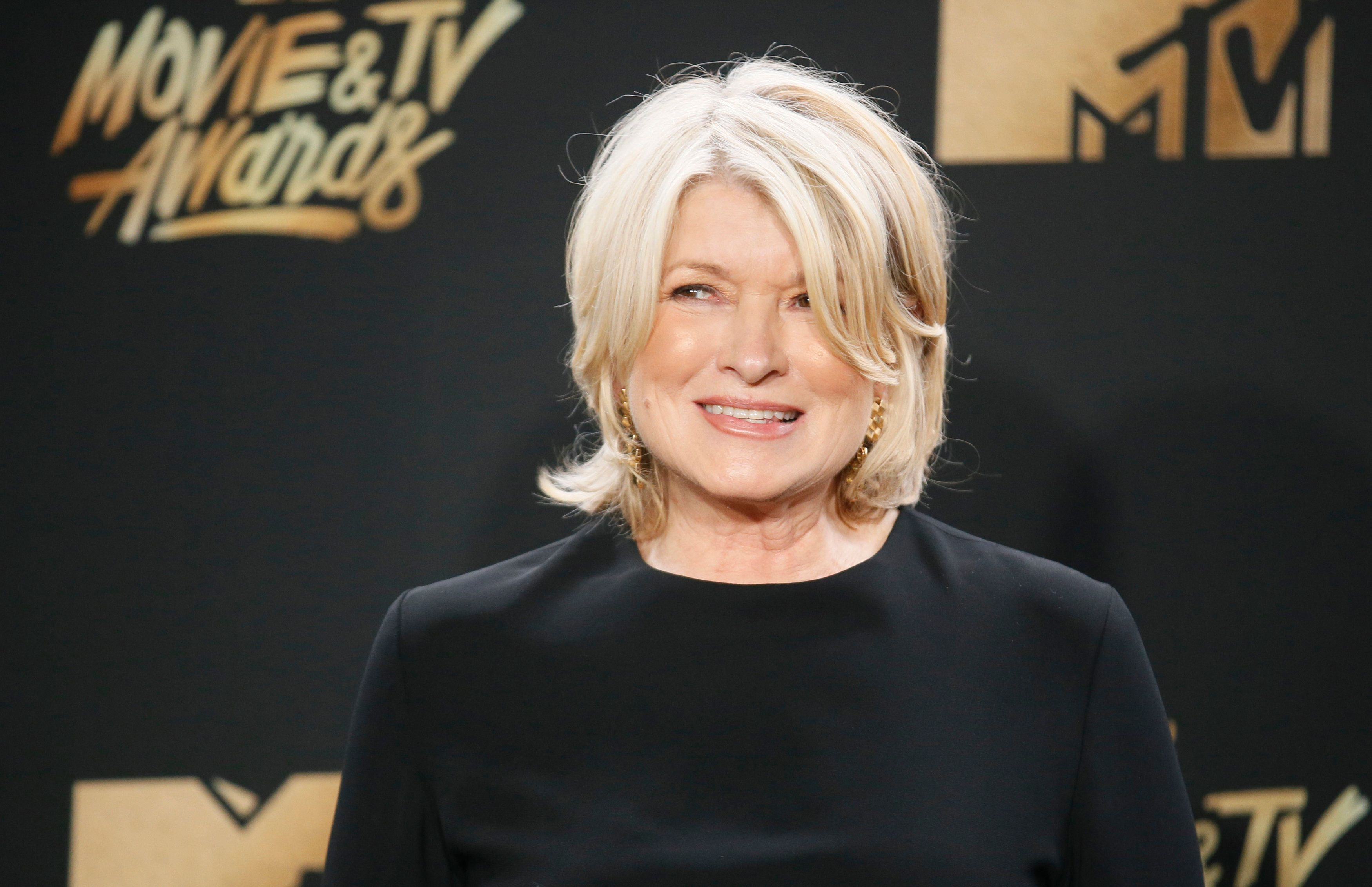 <strong>Martha Stewart was allegedly an investor in Bermuda-based company Scientia</strong>