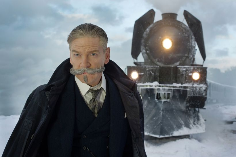 Kenneth Branagh stars in and directs Murder on the Orient Express.