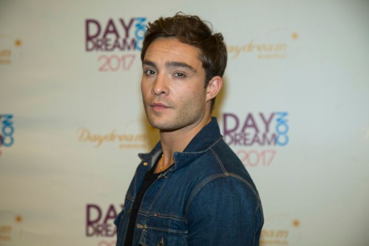 Ed Westwick pictured in 2017.