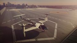 NASA Is Now Working With Uber To Make Flying Taxis A