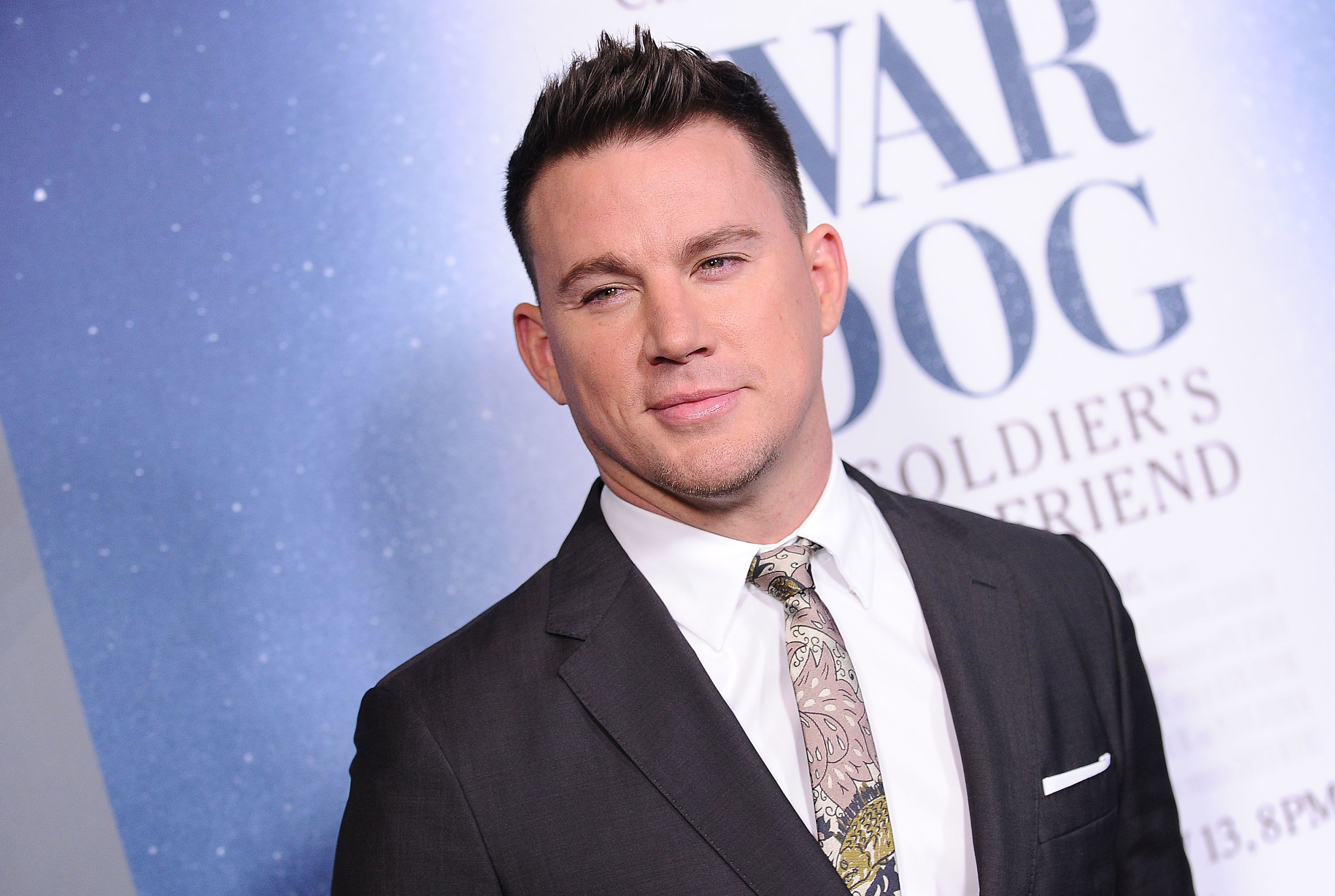 Channing Tatum Teases 'Gambit': 'Wait Till You See What We're Going To Do'