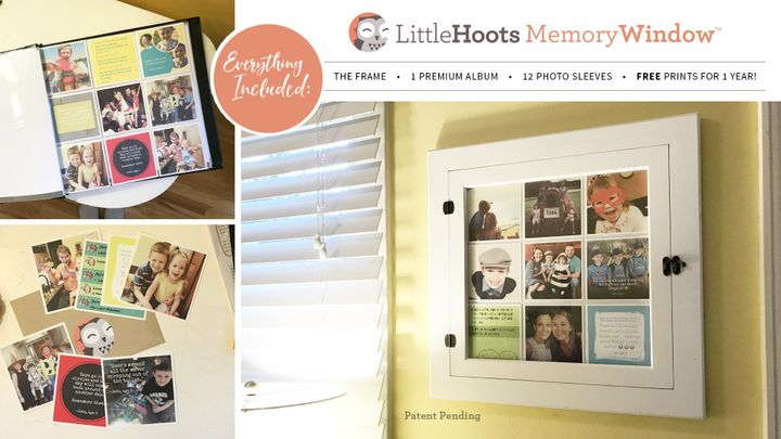 LittleHoots offers art products for parents' digital quote archives.
