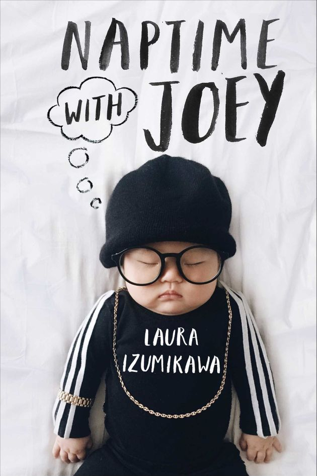 Naptime With Joeyis a selection of adorabledress-up photos fromIzumikawa Instagram