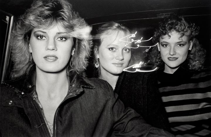 You Put Me on Ecstasy When You Ride Next to Me, 1982