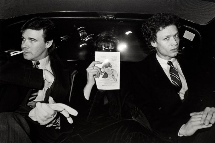 Riding with Dream Lovers in Love, 1983