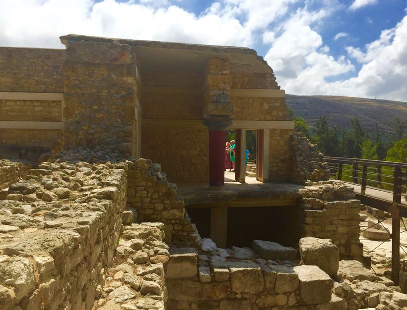 <strong>Palace Complex&#x2F;Knossos</strong>